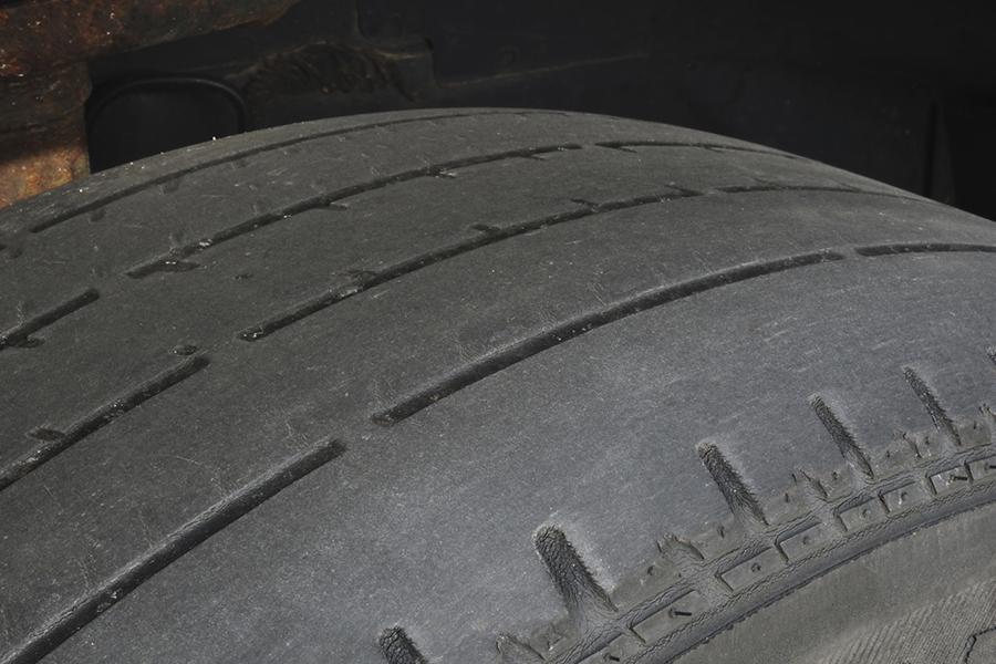Enforcement Tyres
