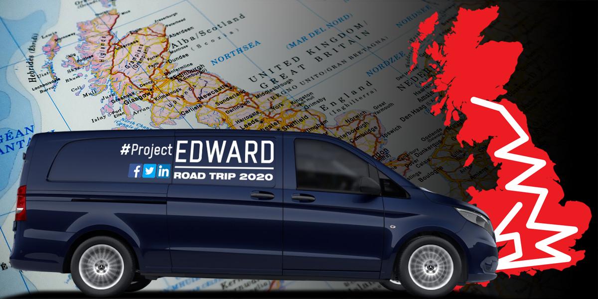 Project Edward Road Trip