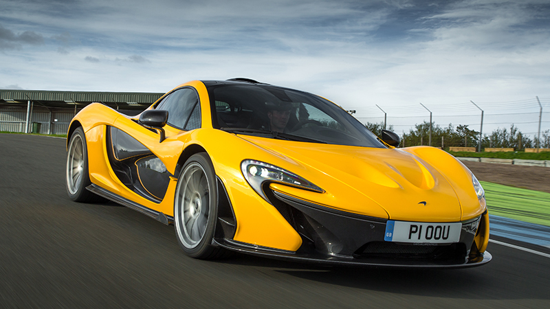 McLaren Image