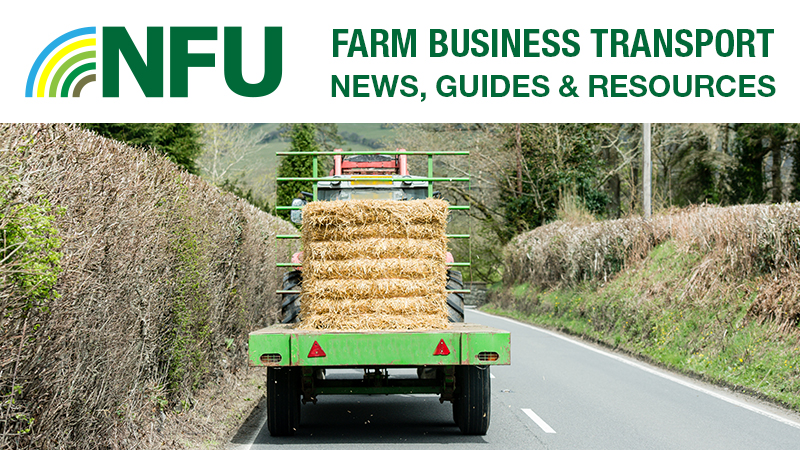 NFU Farm Business Transport