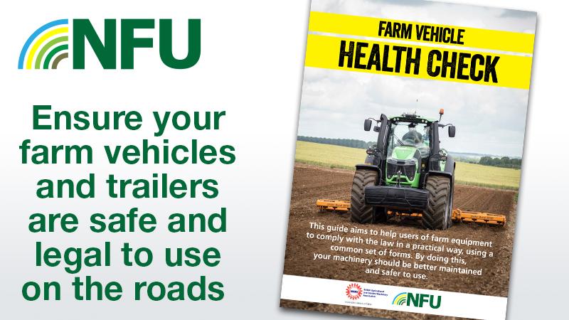 NFU Vehicle Check
