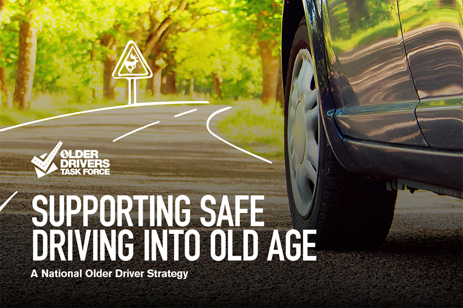 National Older Driver Strategy
